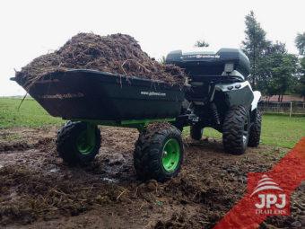 ATV prikolica garač 300 za ATV